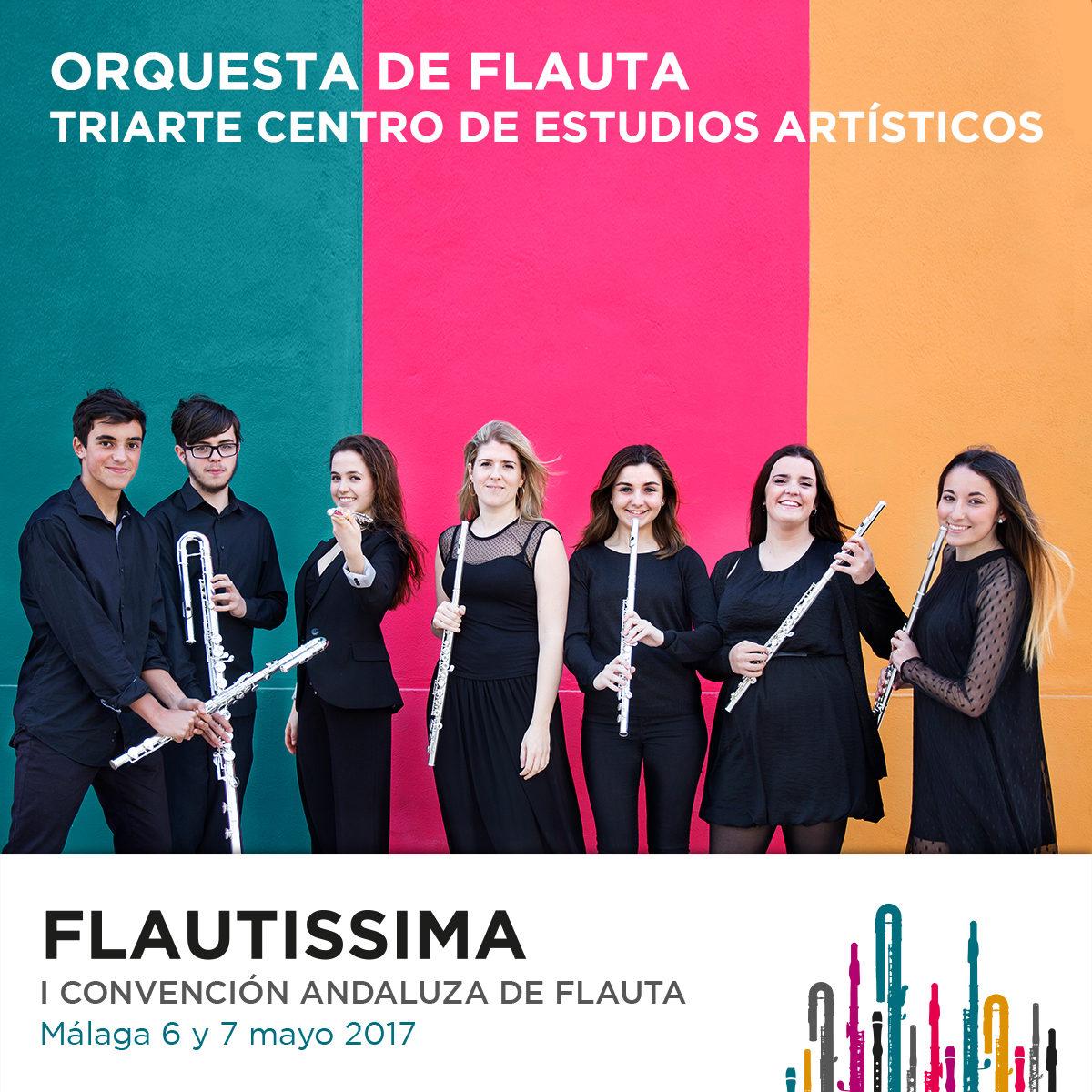 Orquesta Flauta Triarte Flautissima