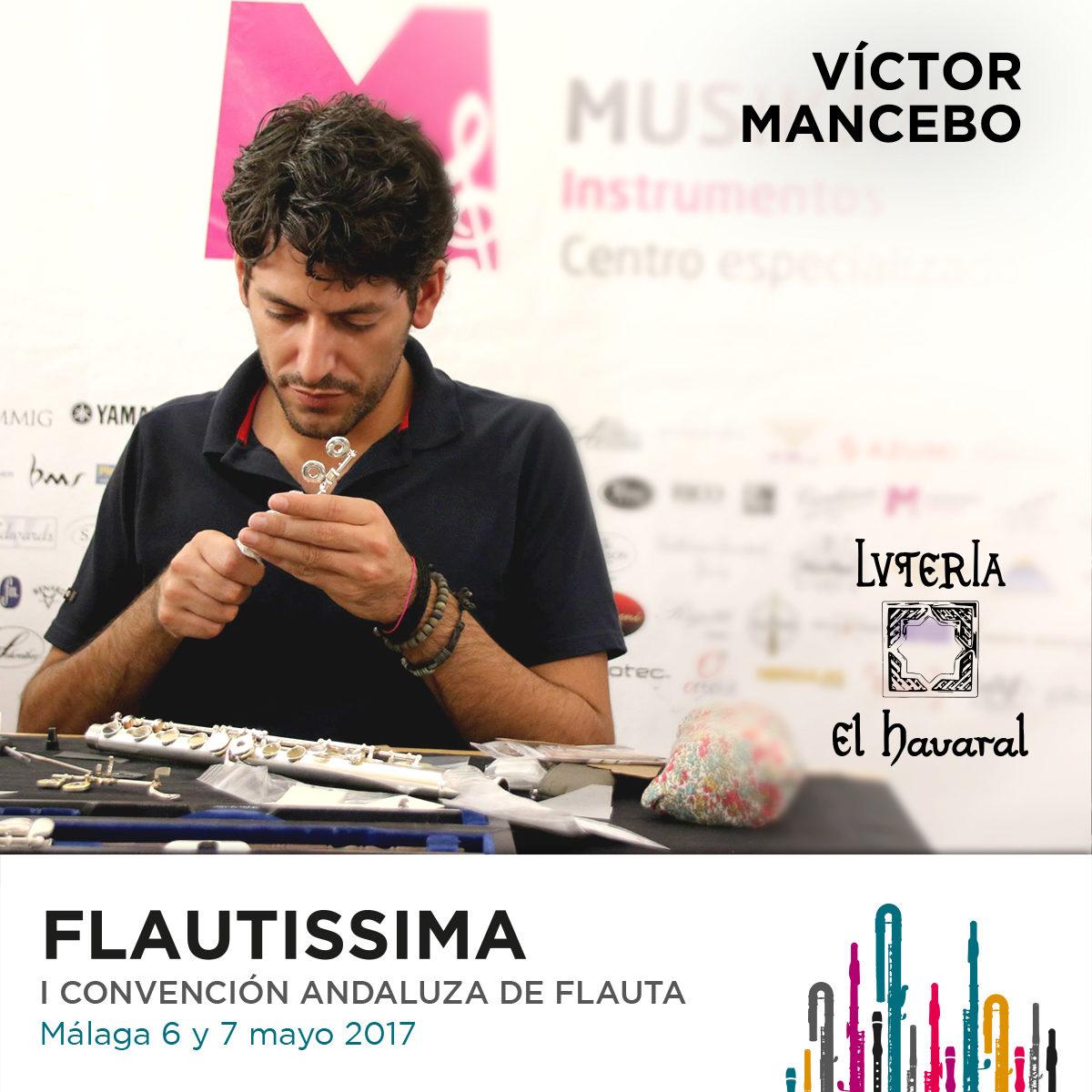 Víctor Mancebo El Havaral Flautissima