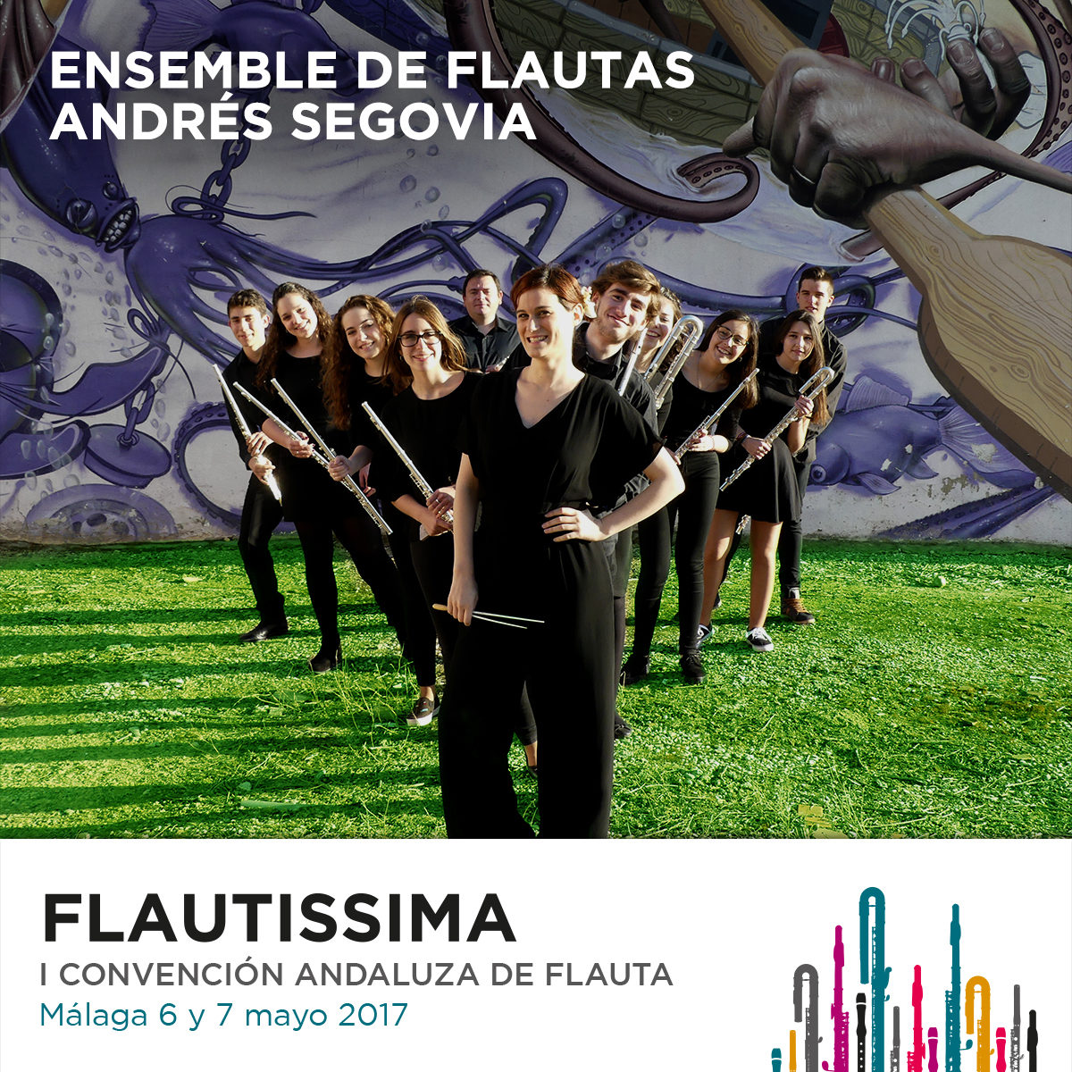 Ensemble Andrés Segovia Flautissima