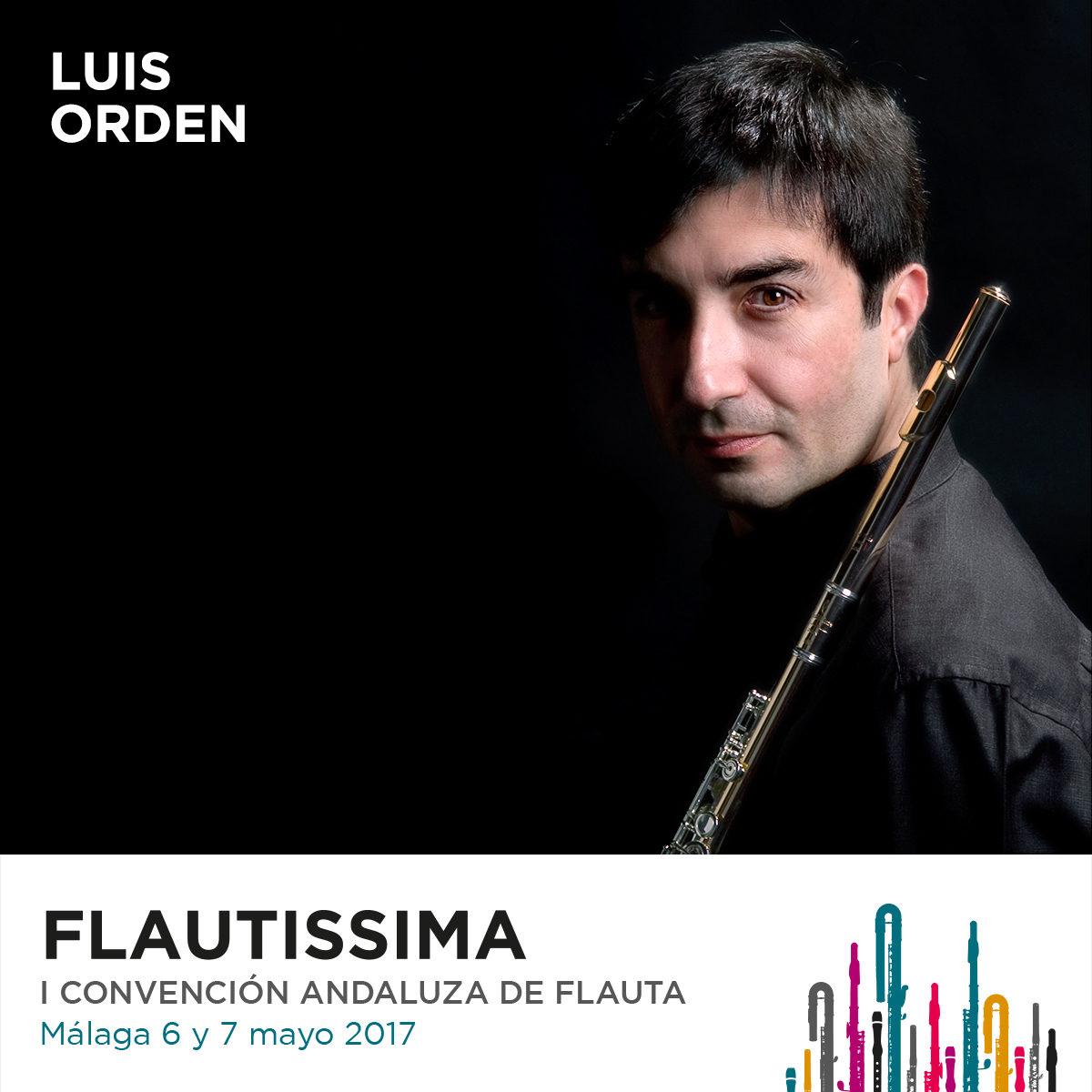 Luis Orden Flautissima