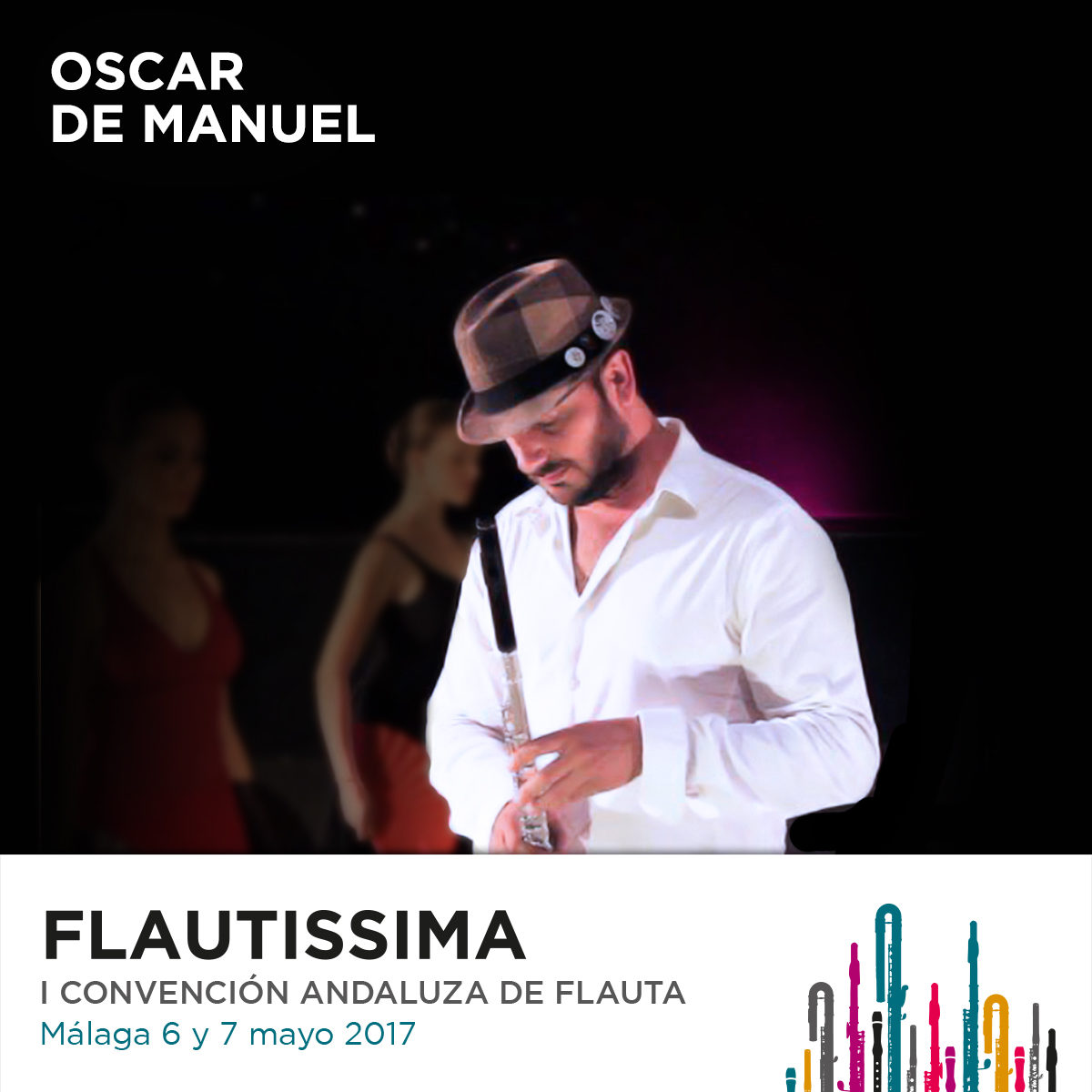 Oscar de Manuel Flautissima