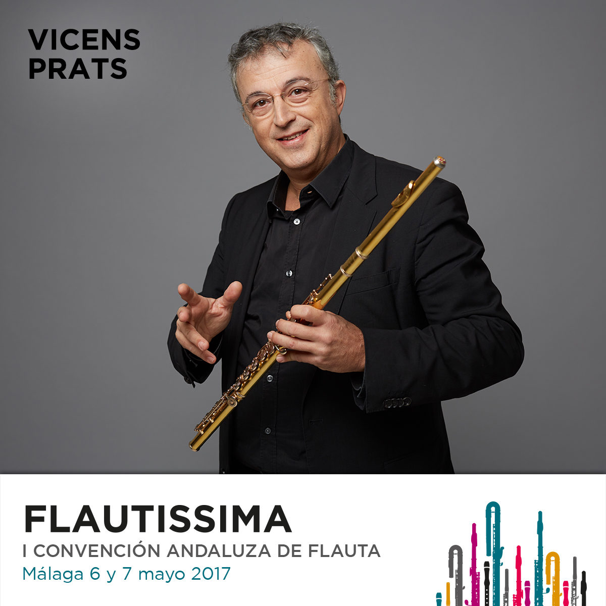 Vicens Prats Flautissima