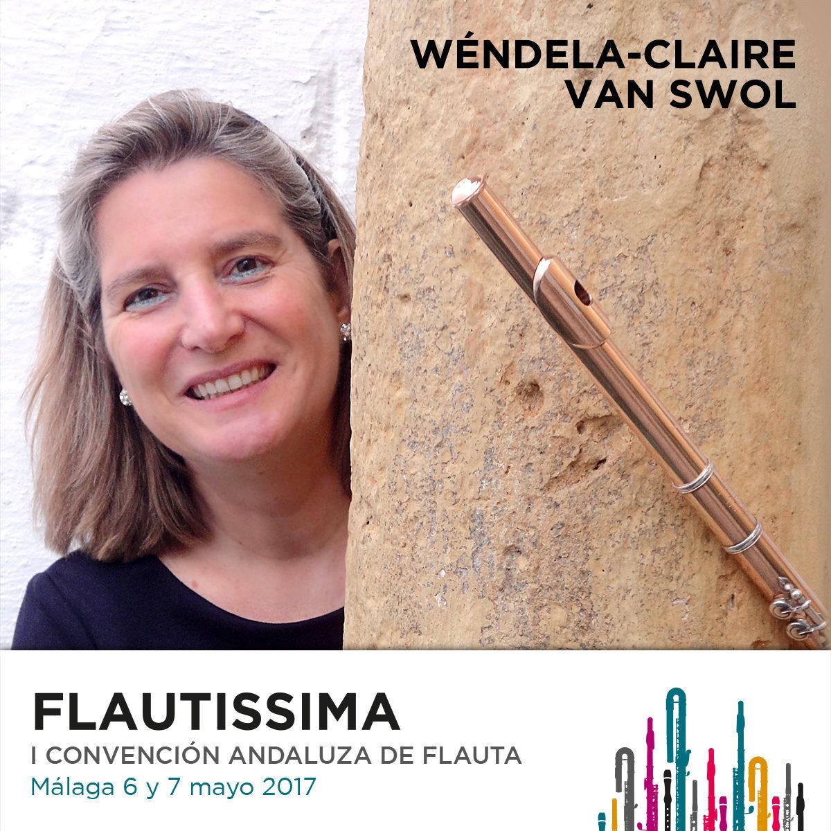 Wéndela Claire van Swol Flautissima