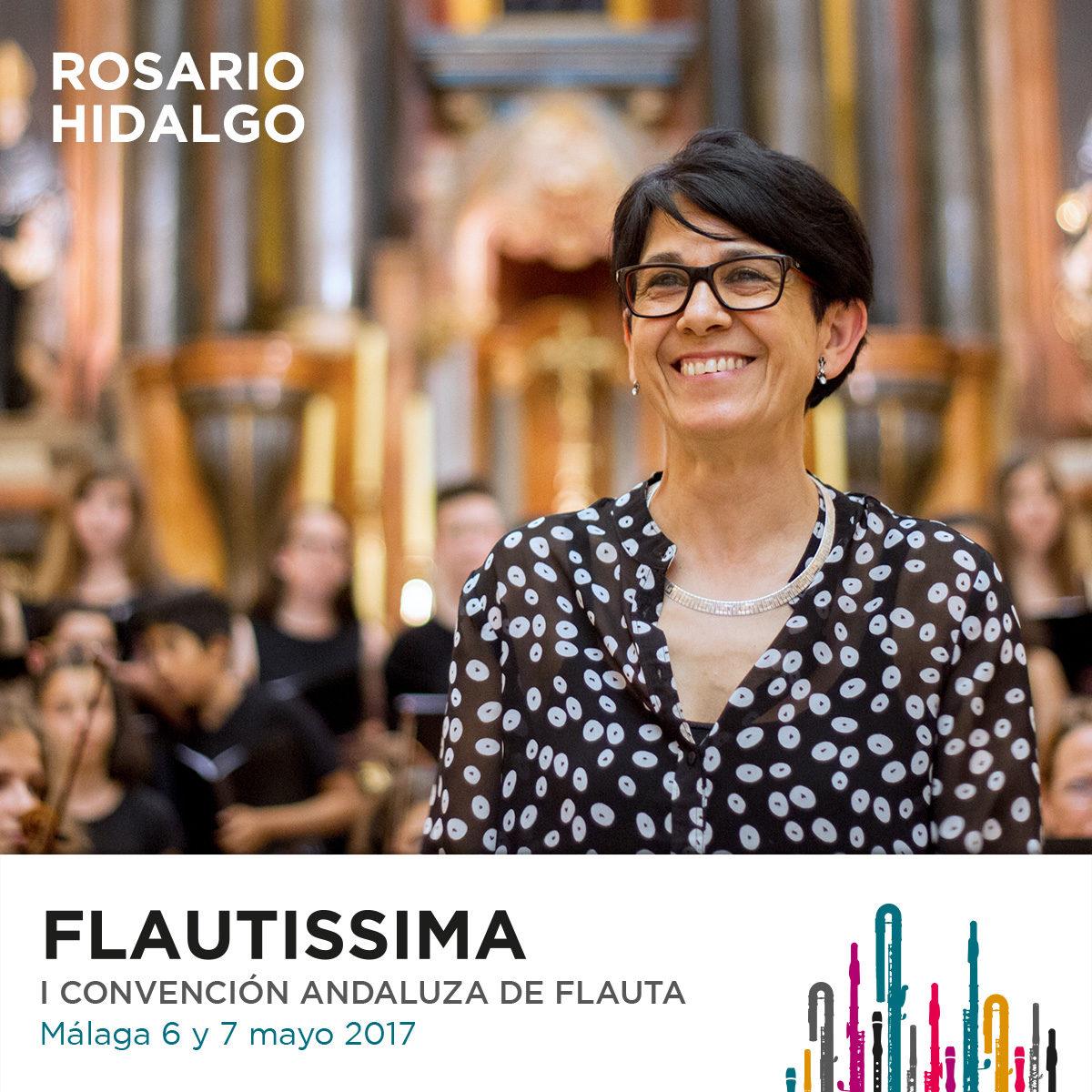 Rosario Hidalgo López Flautissima
