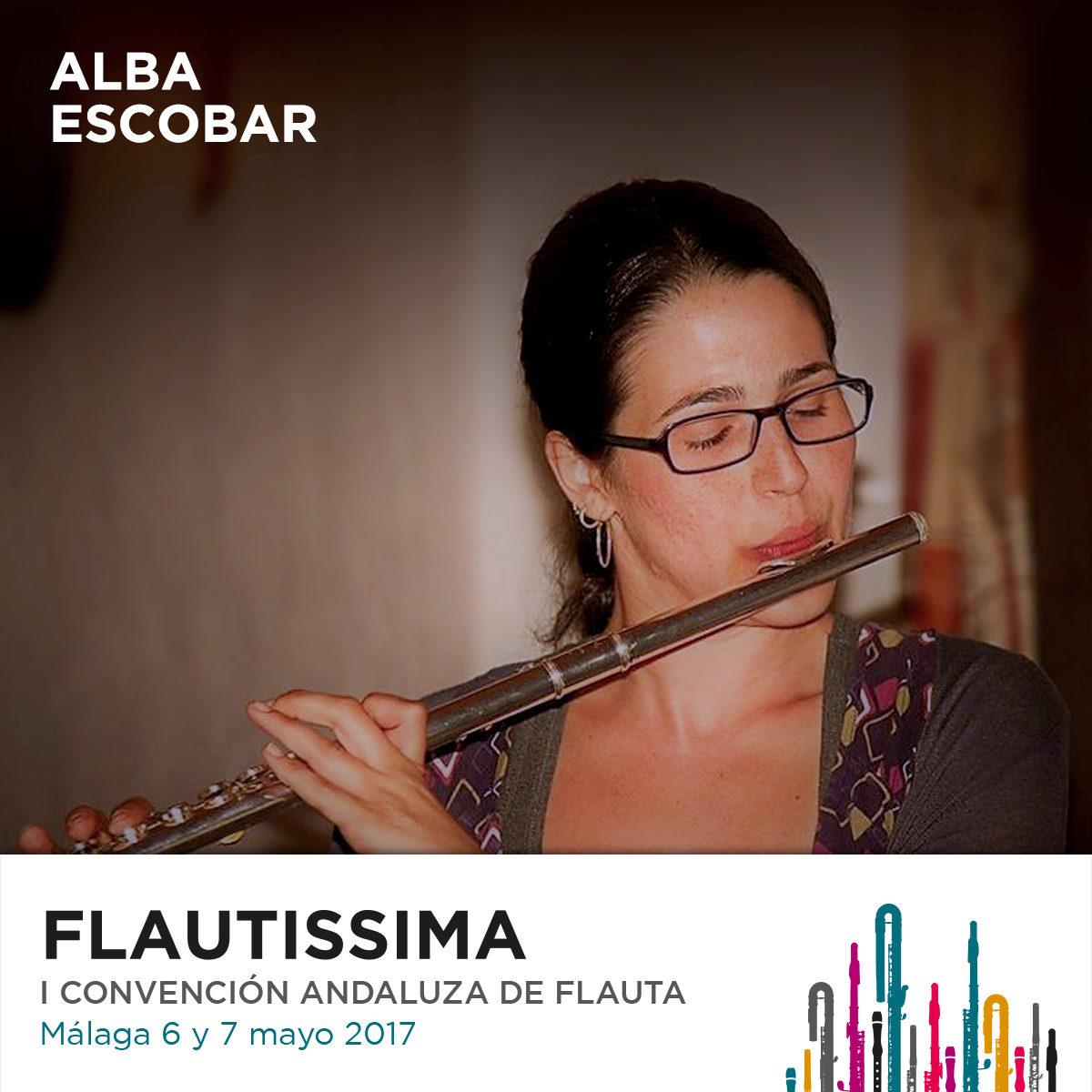 Alba Escobar Flautissima