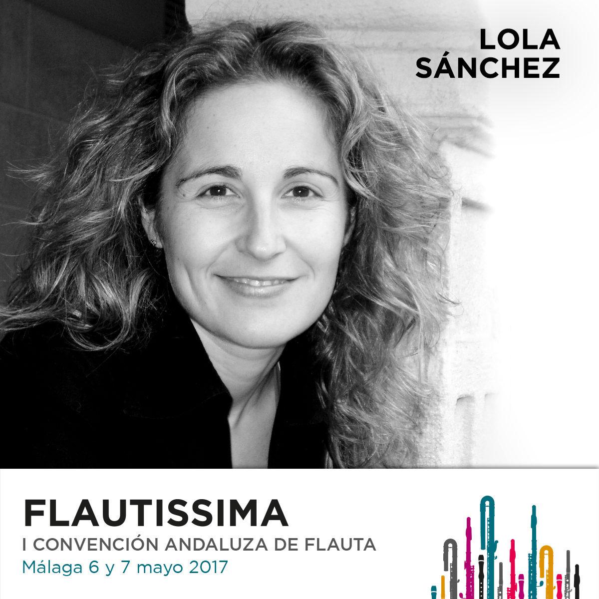 Lola Sánchez Flautissima